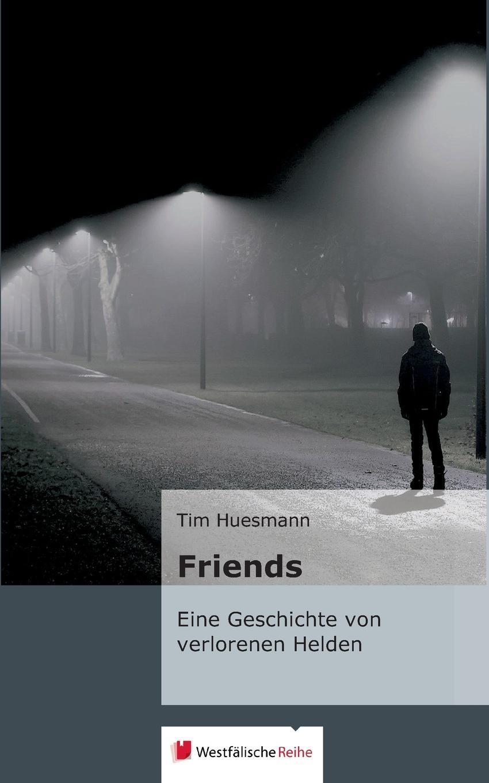 Tim Huesmann Friends dave roman tommie