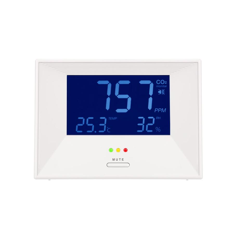 Нитрат/Экотестер Даджет Монитор качества воздуха MT8060, белый