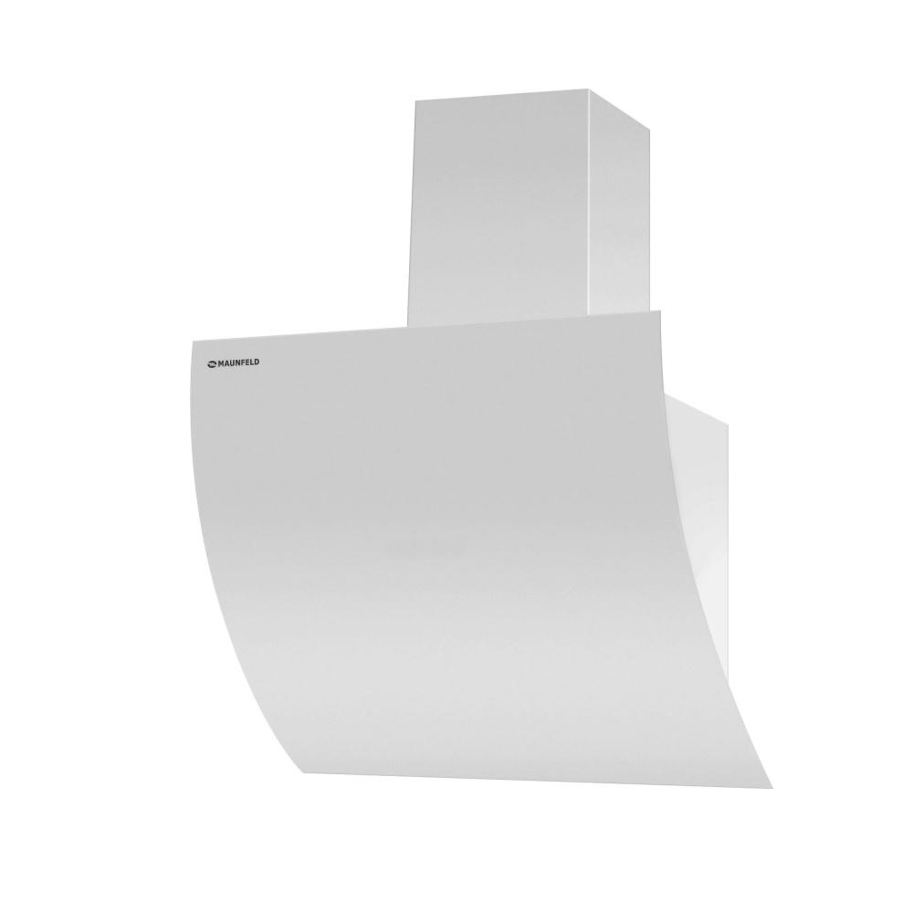 лучшая цена Вытяжка Maunfeld Sky Star Push 90 белый, белый