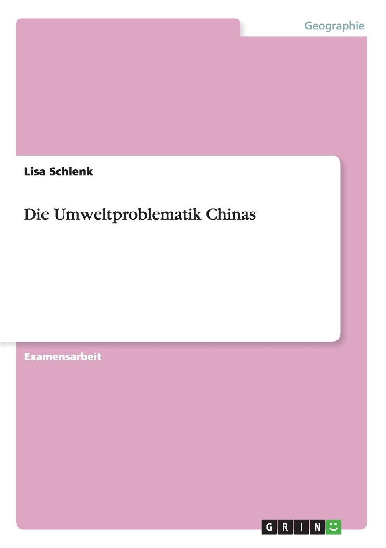 Lisa Schlenk Die Umweltproblematik Chinas beijing