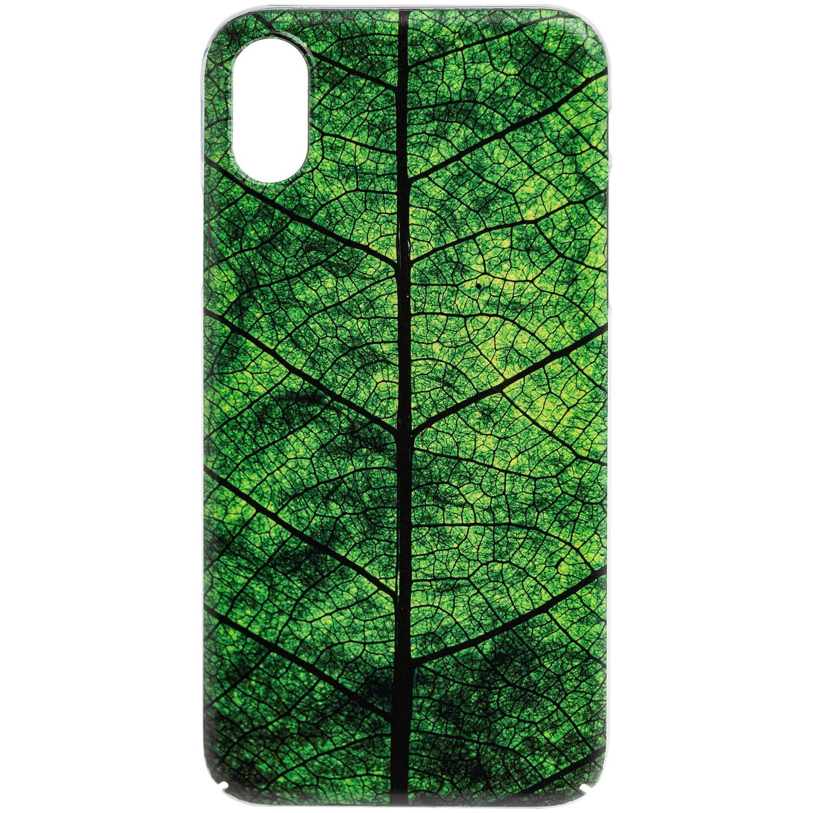 Чехол для сотового телефона Принтэссенция Evergreen, прозрачный, зеленый автокосметика удаление царапин с пластика