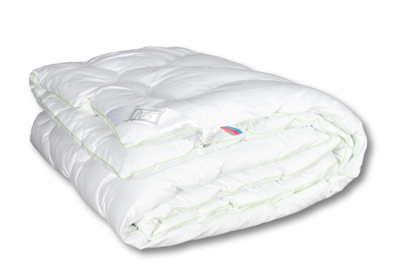 """Одеяло Альвитек """"Алоэ Люкс"""" классическое, размер 140х205"""