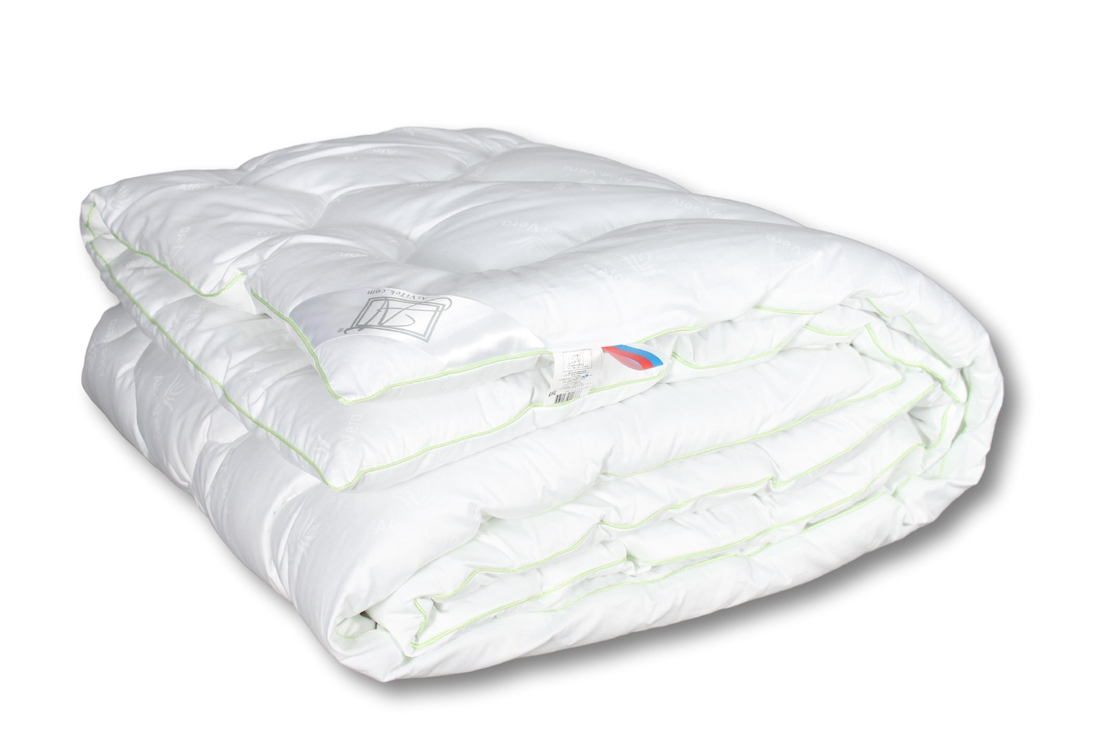 Одеяло Альвитек Алоэ Люкс классическое, размер 172х205 plitex aloe vera soft