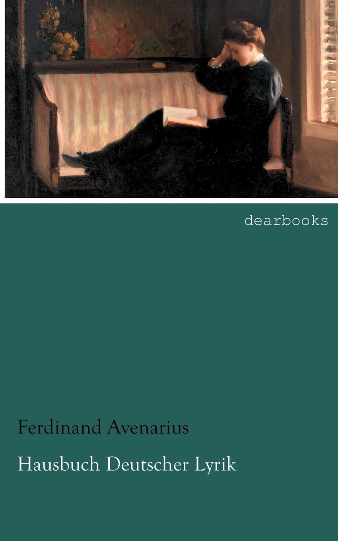 Ferdinand Avenarius Hausbuch Deutscher Lyrik ferdinand avenarius die weltkarikatur in der volkerverhetzung