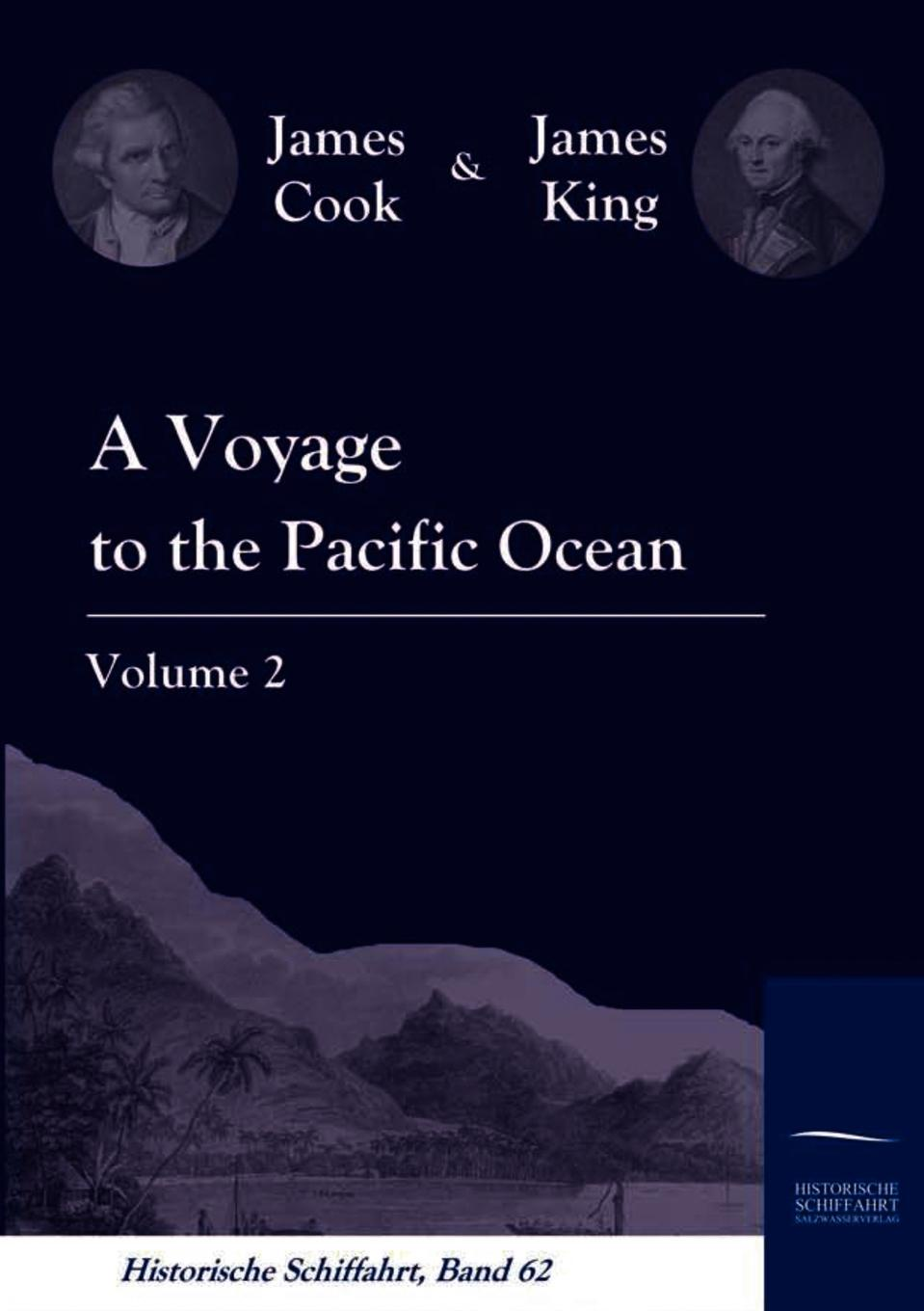 James Cook, James King A Voyage to the Pacific Ocean Vol. 2 цена в Москве и Питере