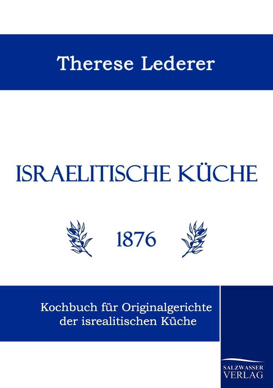 Therese Lederer Israelitische Kuche kuche totalitar