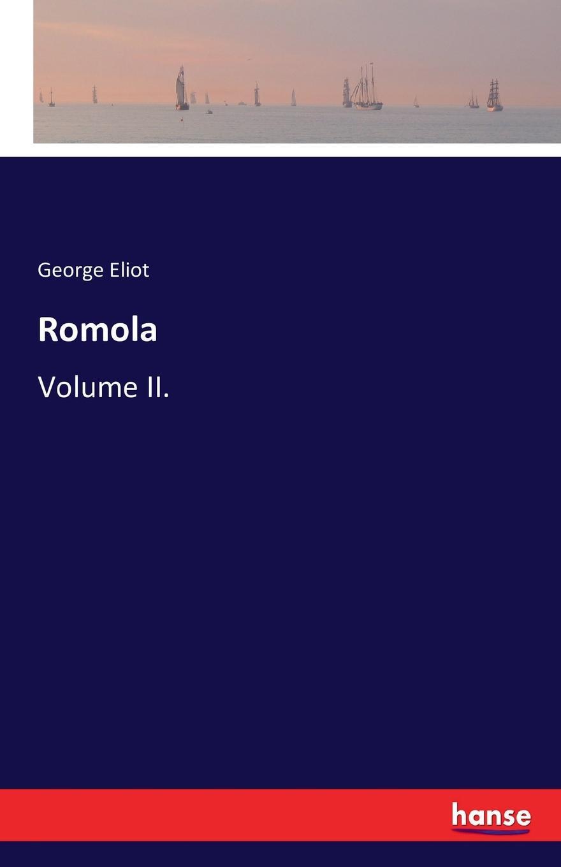 George Eliot Romola все цены