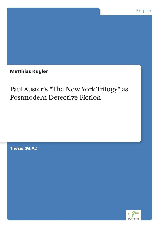 лучшая цена Matthias Kugler Paul Auster.s