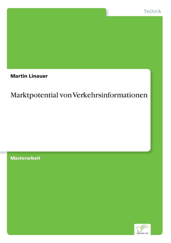 Martin Linauer Marktpotential von Verkehrsinformationen недорого