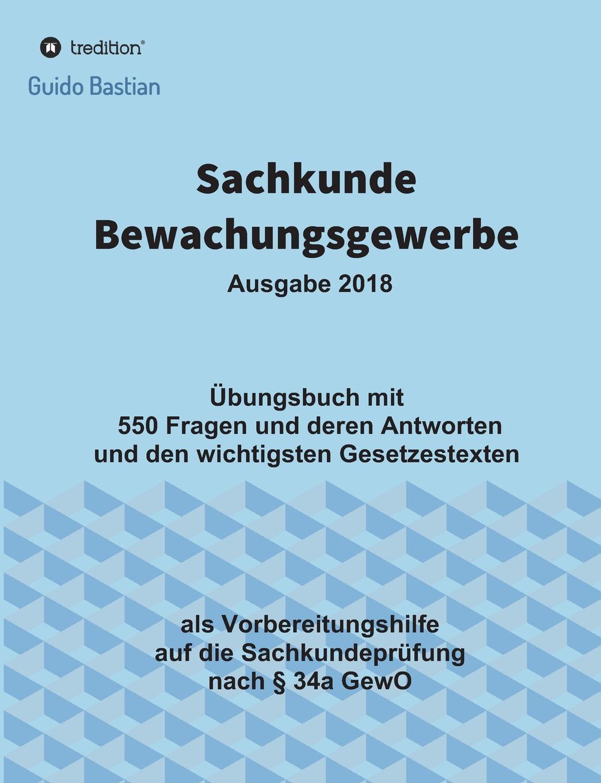 Guido Bastian Sachkunde Bewachungsgewerbe ponyherz in gefahr