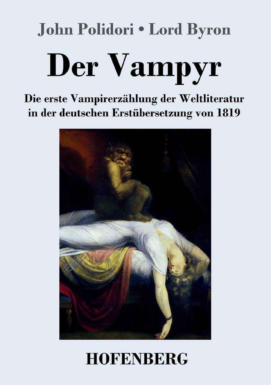 John Polidori, Lord Byron Der Vampyr