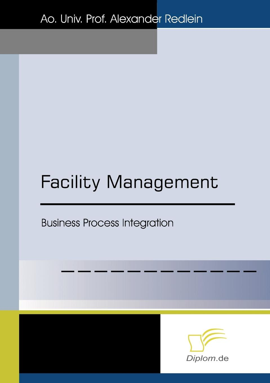 Alexander Redlein Facility Management spatial data integration