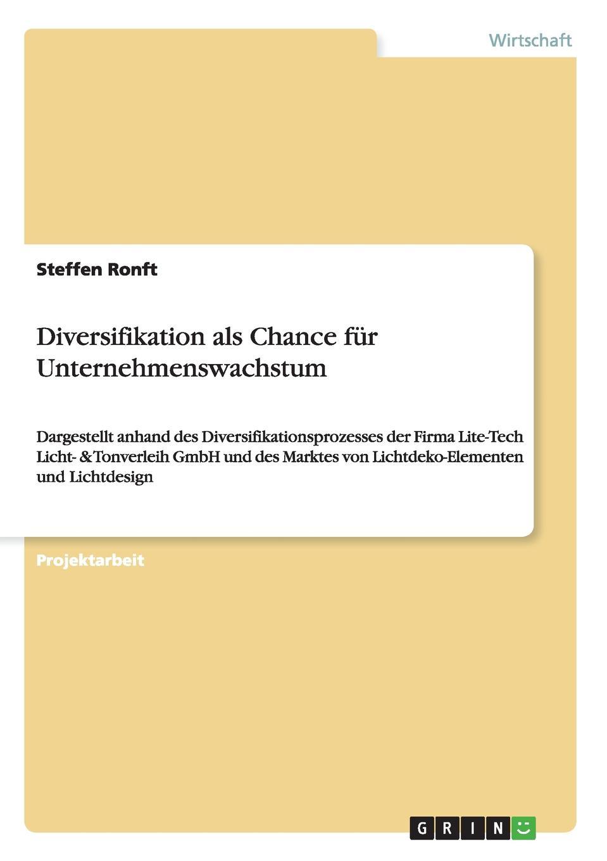 Diversifikation als Chance fur Unternehmenswachstum
