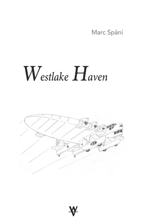 Marc Späni Westlake Haven шина westlake