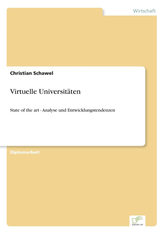 Virtuelle Universitaten Inhaltsangabe:Einleitung:Die Neunziger Jahre sind geprР?gt durch...