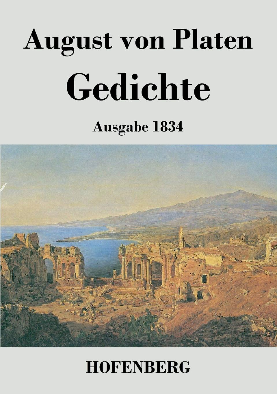 цена на August von Platen Gedichte