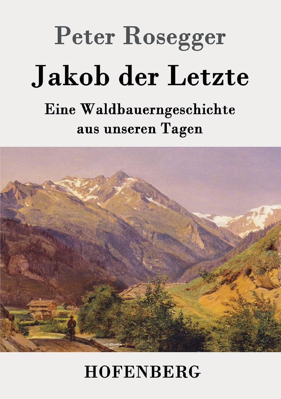 лучшая цена Peter Rosegger Jakob der Letzte