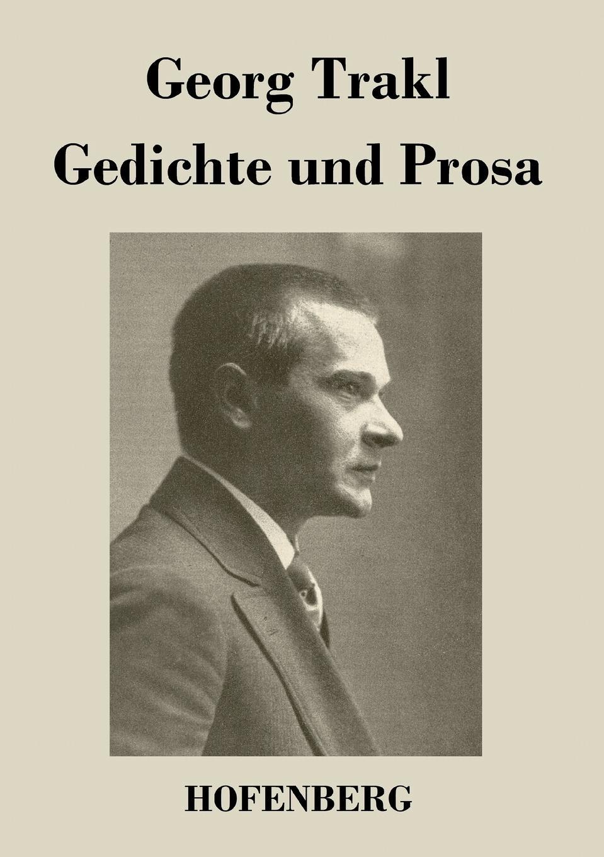 Georg Trakl Gedichte und Prosa killy