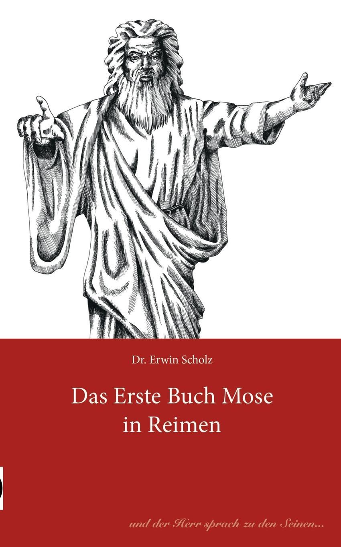 Erwin Dr. Scholz Das Erste Buch Mose in Reimen c graupner gott hat den der von keiner sunde wusste gwv 1119 35