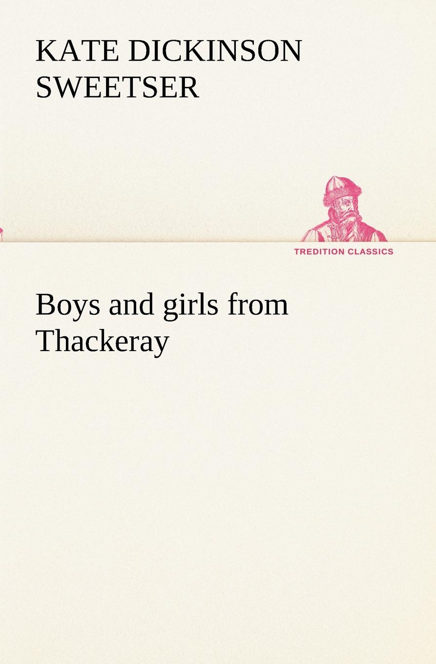 Kate Dickinson Sweetser Boys and girls from Thackeray the girls book of crafts