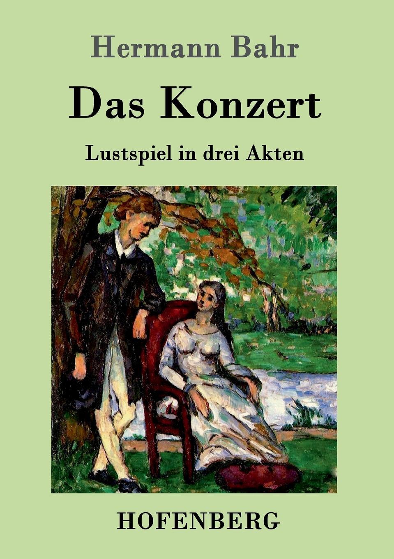 Hermann Bahr Das Konzert cezanne portraits