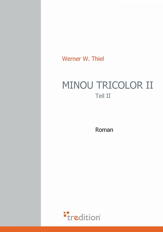 лучшая цена Werner W. Thiel Minou Tricolor II