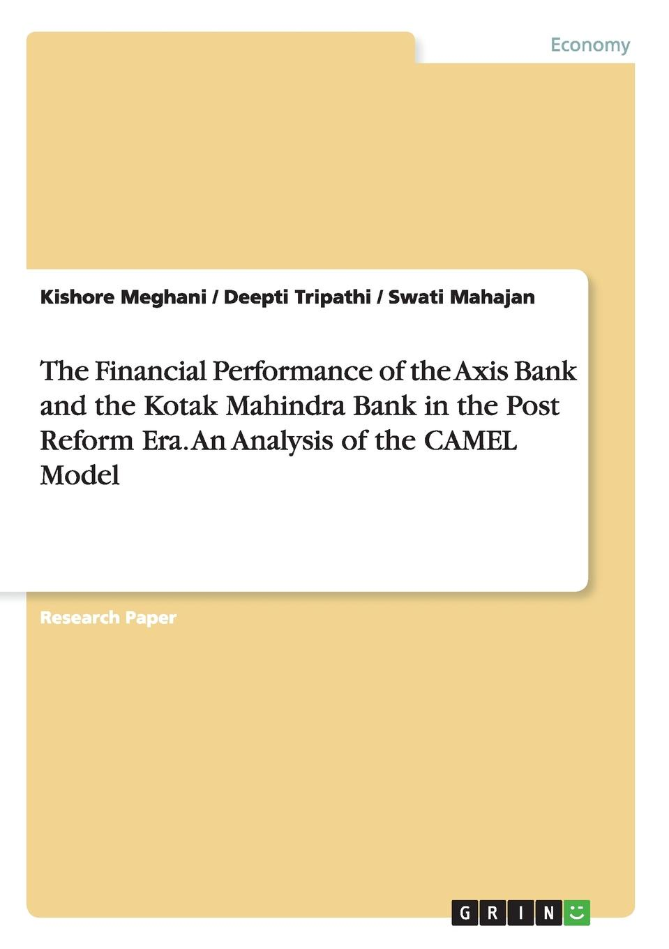 Kishore Meghani, Deepti Tripathi, Swati Mahajan The Financial Performance of the Axis Bank and the Kotak Mahindra Bank in the Post Reform Era. An Analysis of the CAMEL Model [out of stock] wantai cnc nema 23 stepper motor 57bygh603 1a 290oz in 3 axis driver board tb6560 cut laser mill engraver kit