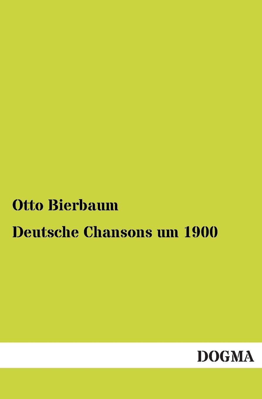 Deutsche Chansons Um 1900 p certon chansons