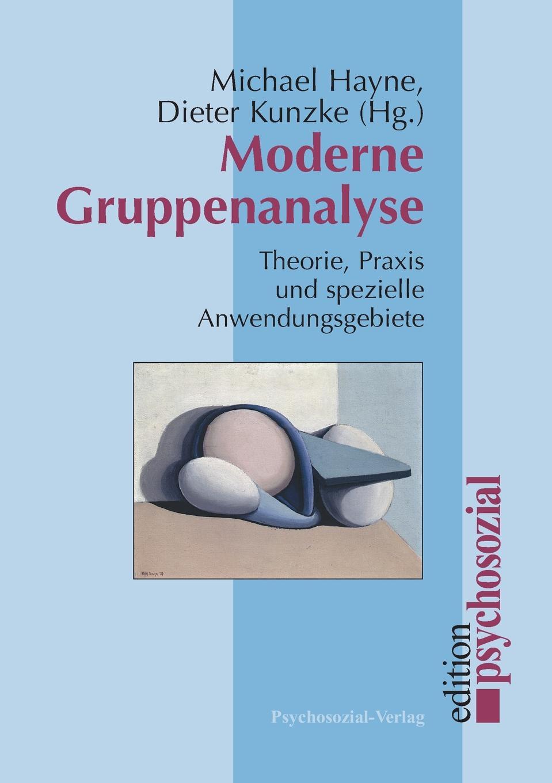 Moderne Gruppenanalyse цена и фото