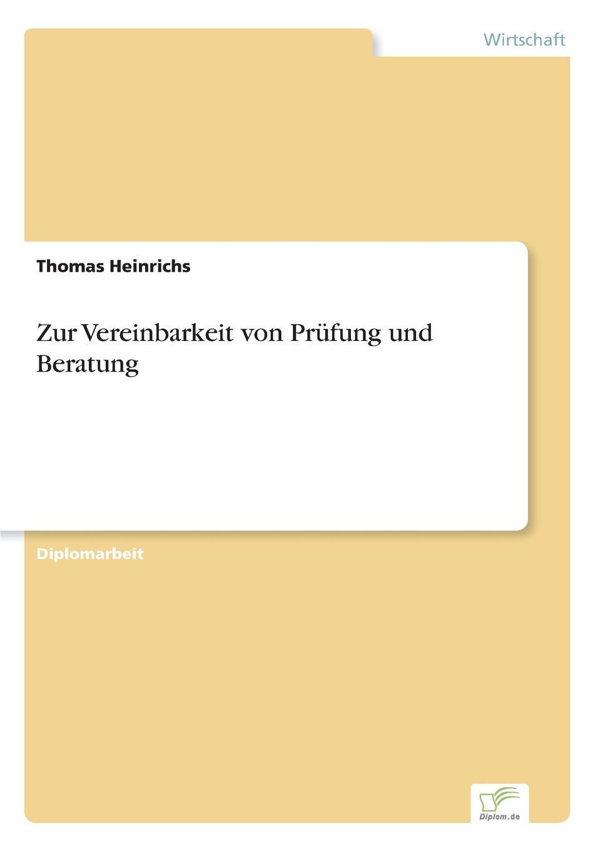 Thomas Heinrichs Zur Vereinbarkeit von Prufung und Beratung thomas schauf die unregierbarkeitstheorie der 1970er jahre in einer reflexion auf das ausgehende 20 jahrhundert