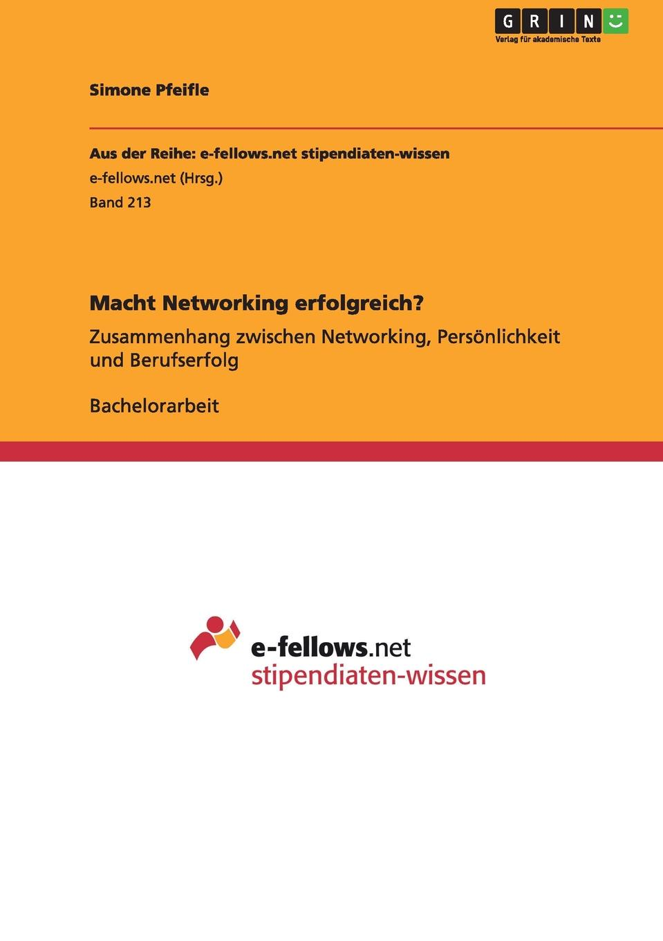 Simone Pfeifle Macht Networking erfolgreich. multimedia networking