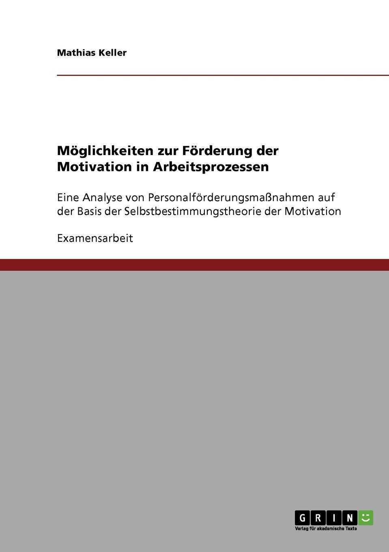 Mathias Keller Moglichkeiten zur Forderung der Motivation in Arbeitsprozessen martin schiller vegetarismus in der forderung unserer gesundheit
