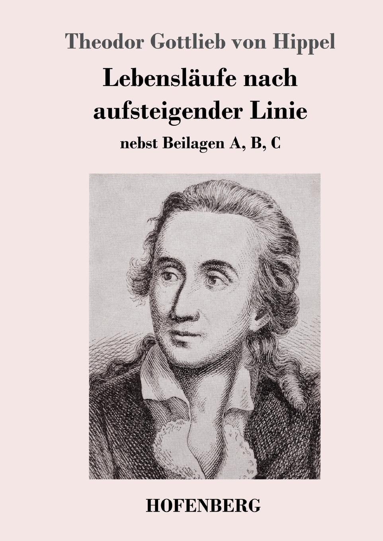 Theodor Gottlieb von Hippel Lebenslaufe nach aufsteigender Linie a eckardt einleitung nebst 3 variationen heil dir im siegerkranz