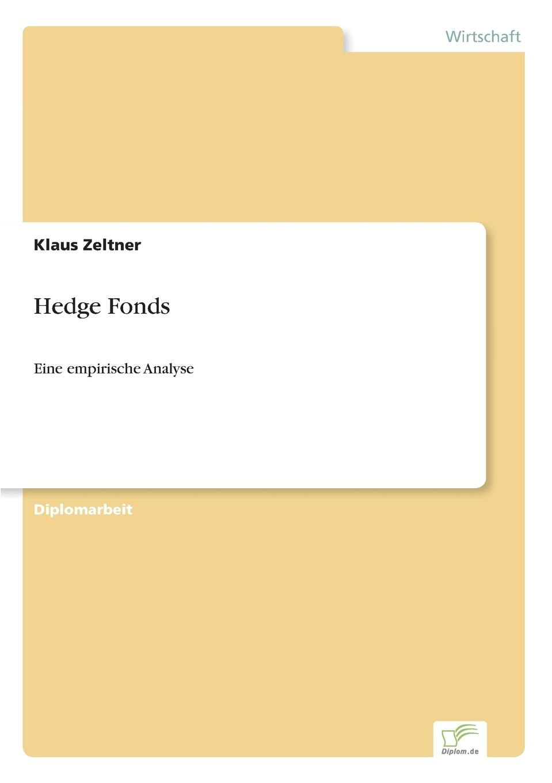 Klaus Zeltner Hedge Fonds bernd berg hedge fonds fur privatanleger