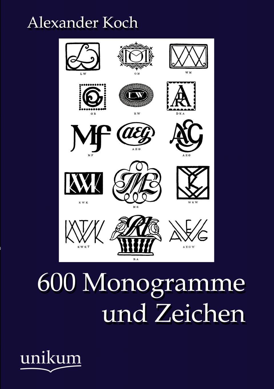Alexander Koch 600 Monogramme und Zeichen theodor koch grünberg vom roroima zum orinoco