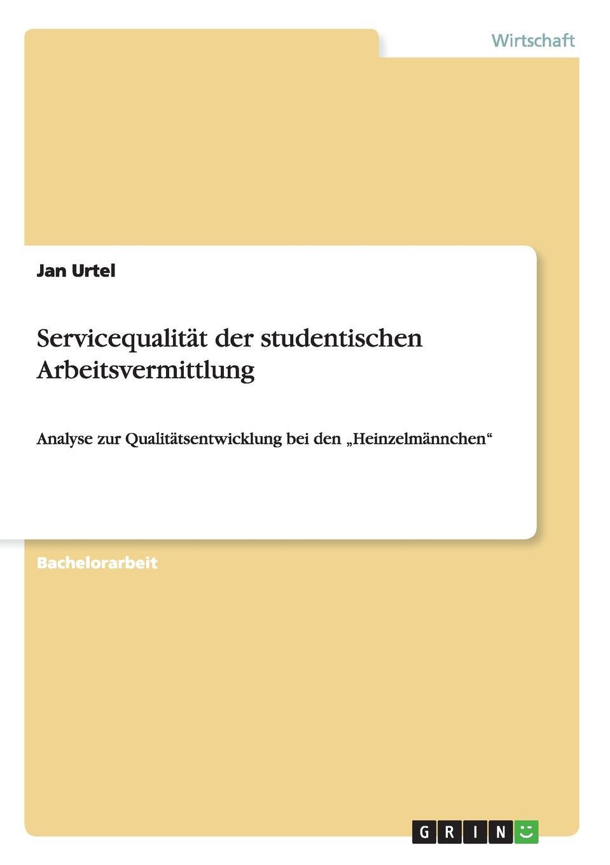 Jan Urtel Servicequalitat der studentischen Arbeitsvermittlung besser als sex berlin