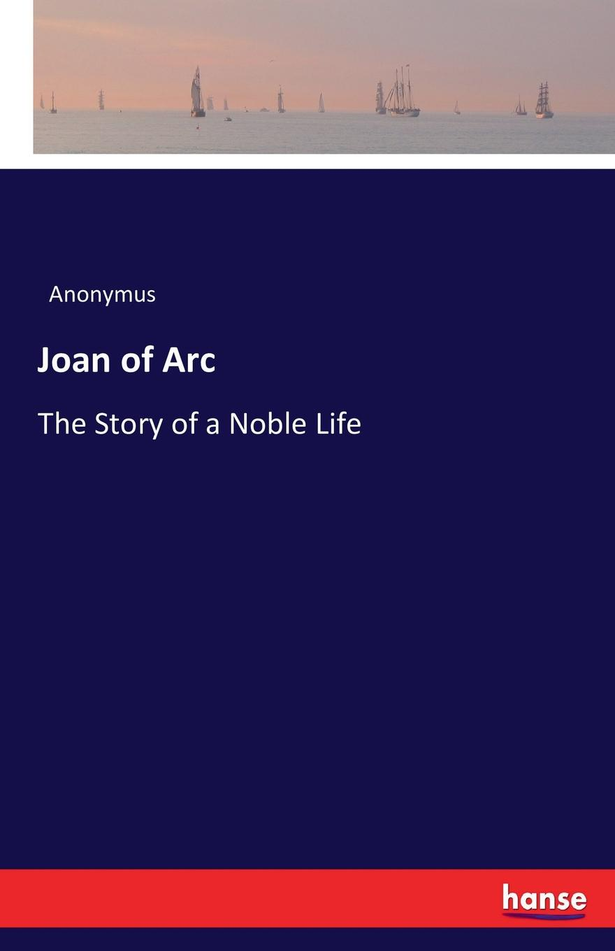 Anonymus Joan of Arc r m stults joan of arc