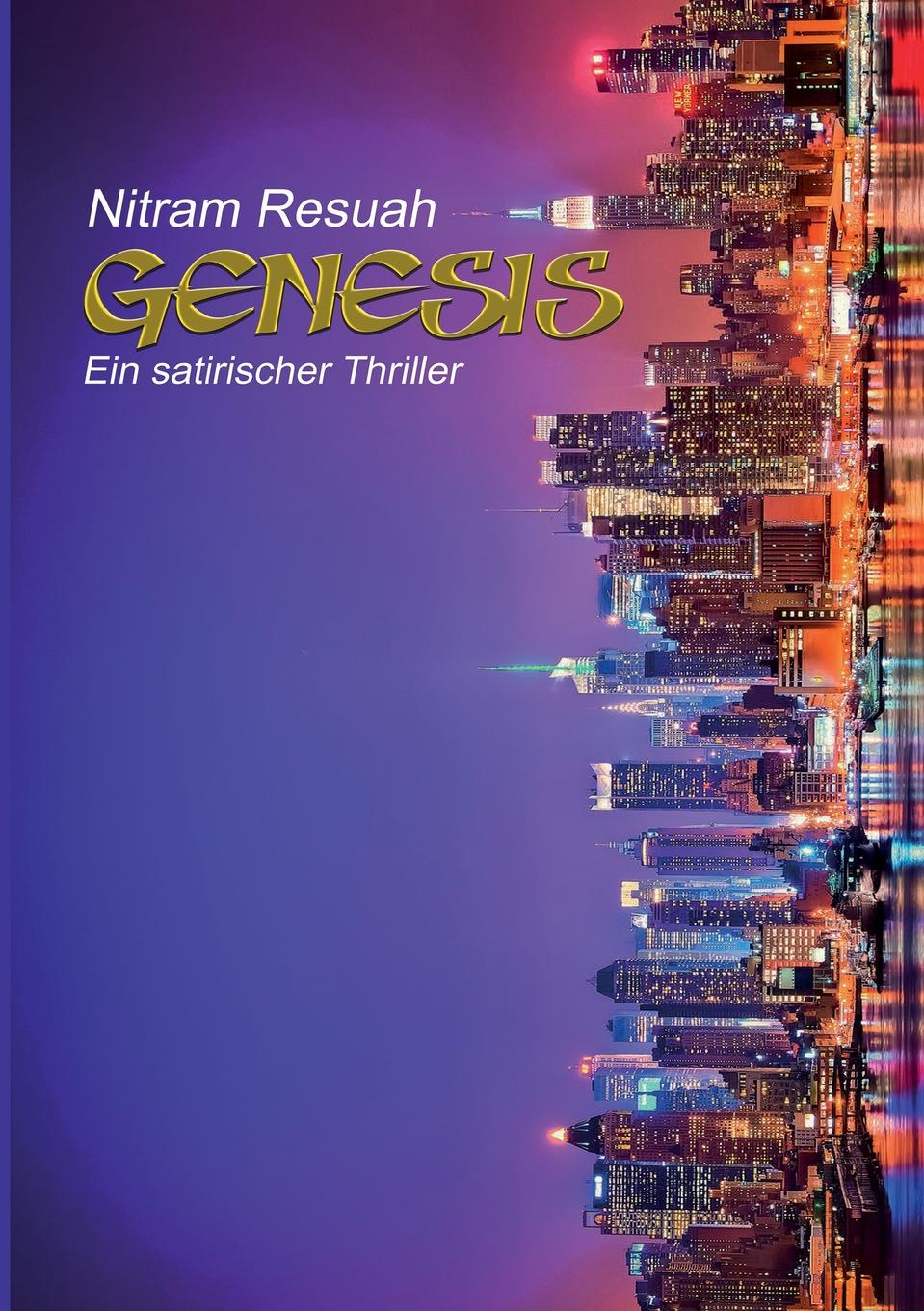 Nitram Resuah Genesis h j suter lerch germany her own judge