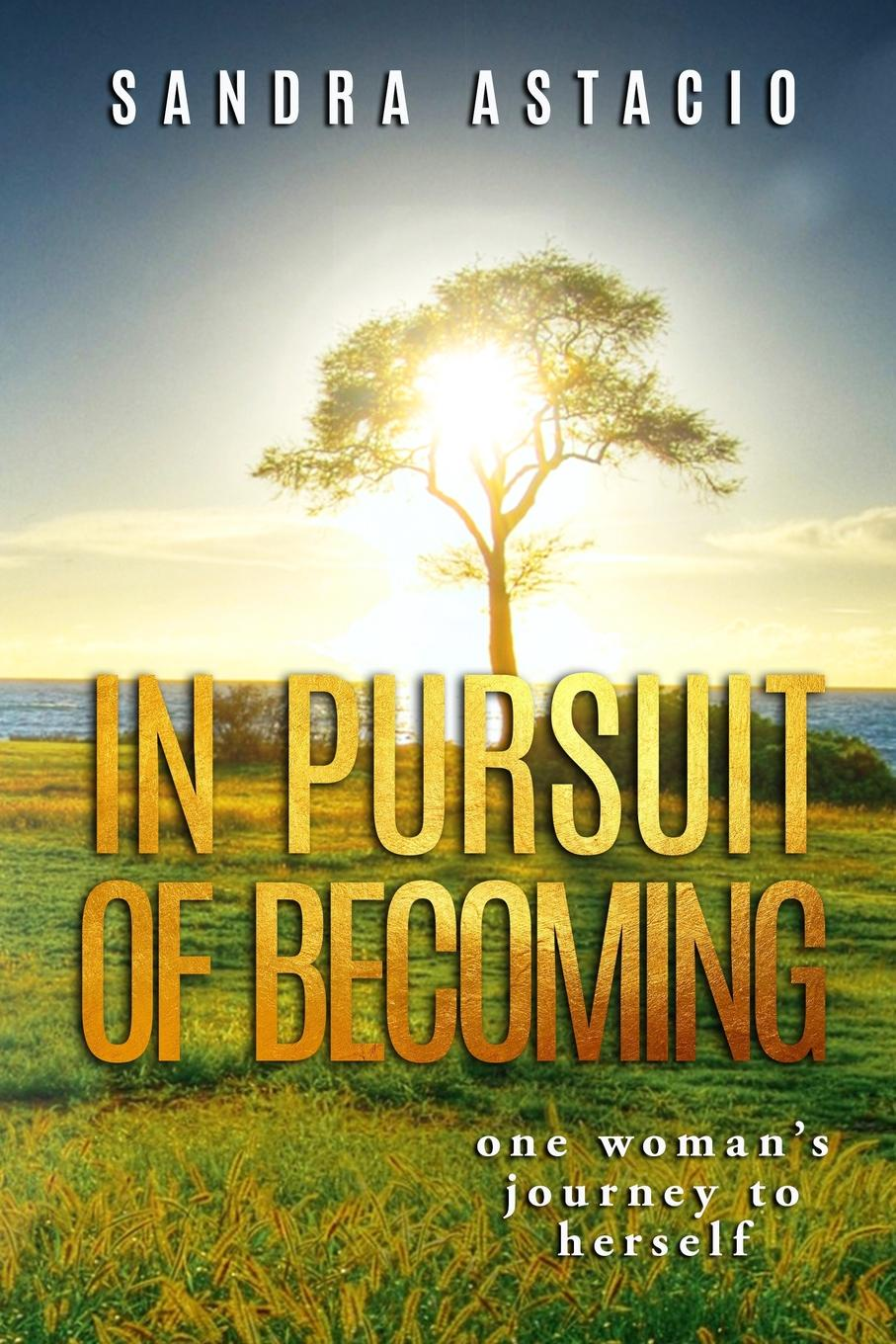 Sandra Astacio In Pursuit of Becoming. One Woman.s Journey to Herself цены