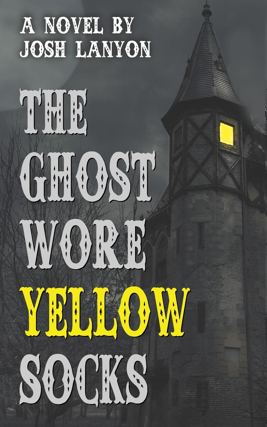 Josh Lanyon The Ghost Wore Yellow Socks l a dead
