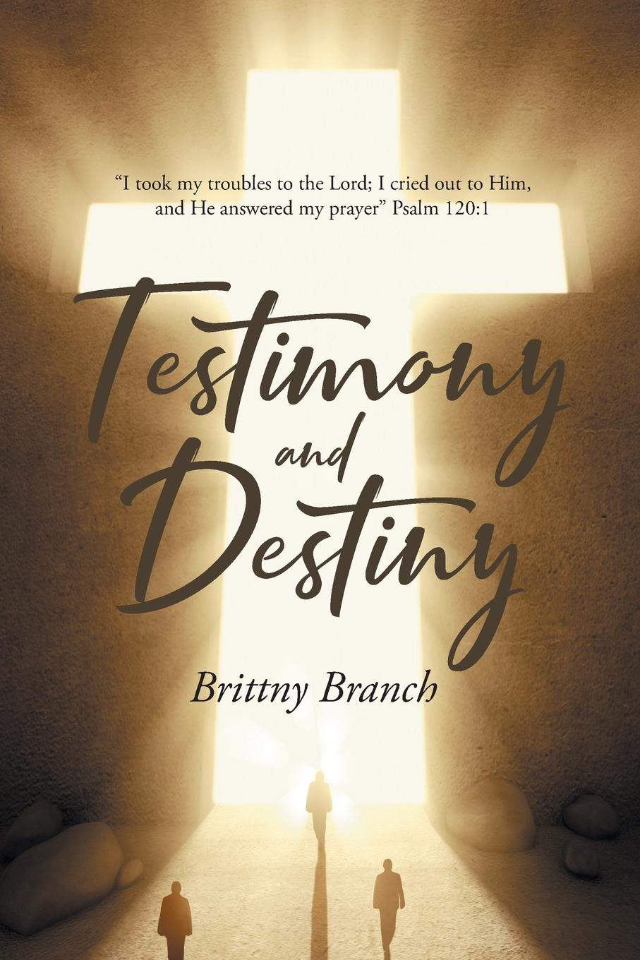 Brittny Branch Testimony and Destiny when i was five i killed myself