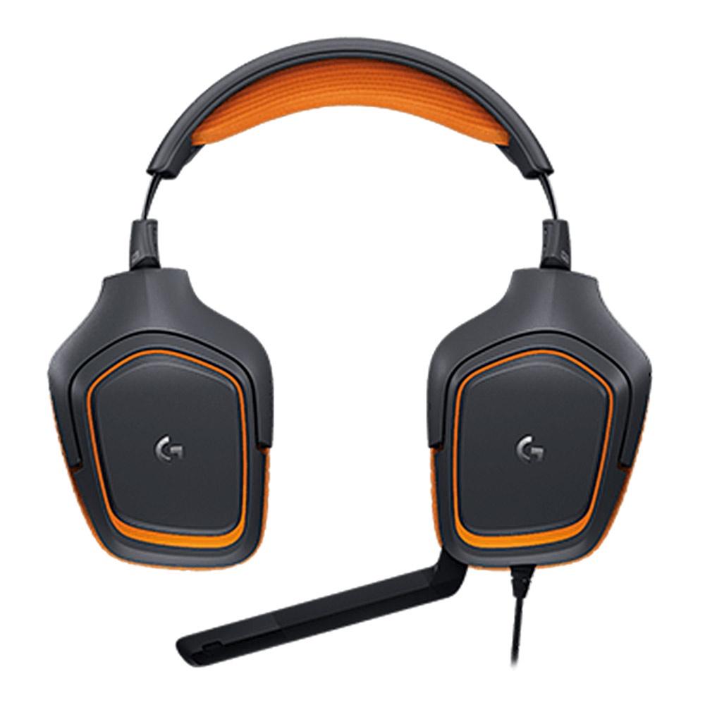 Наушники Logitech G231 PRODIGY, черный наушники с микрофоном logitech g231 prodigy