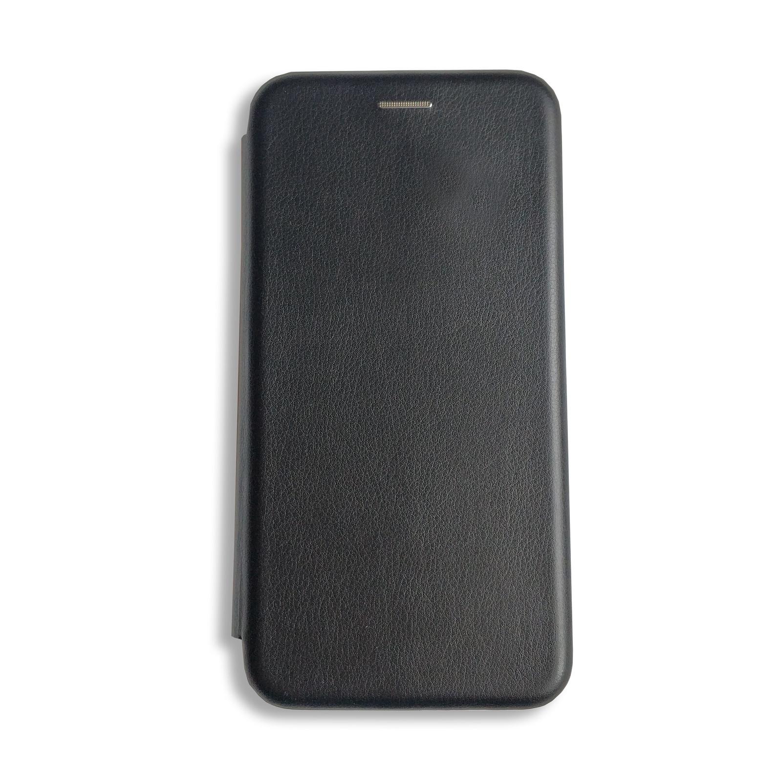 Чехол для сотового телефона книжка для Samsung Galaxy J6+ (2018), черный