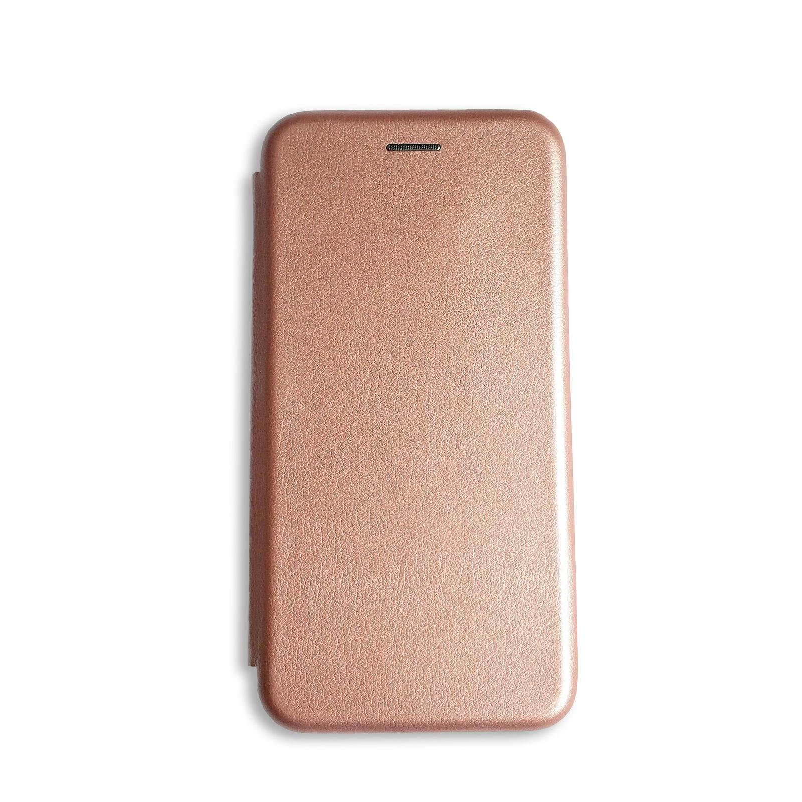 Чехол для сотового телефона книжка для Samsung Galaxy J6+ (2018), розовый