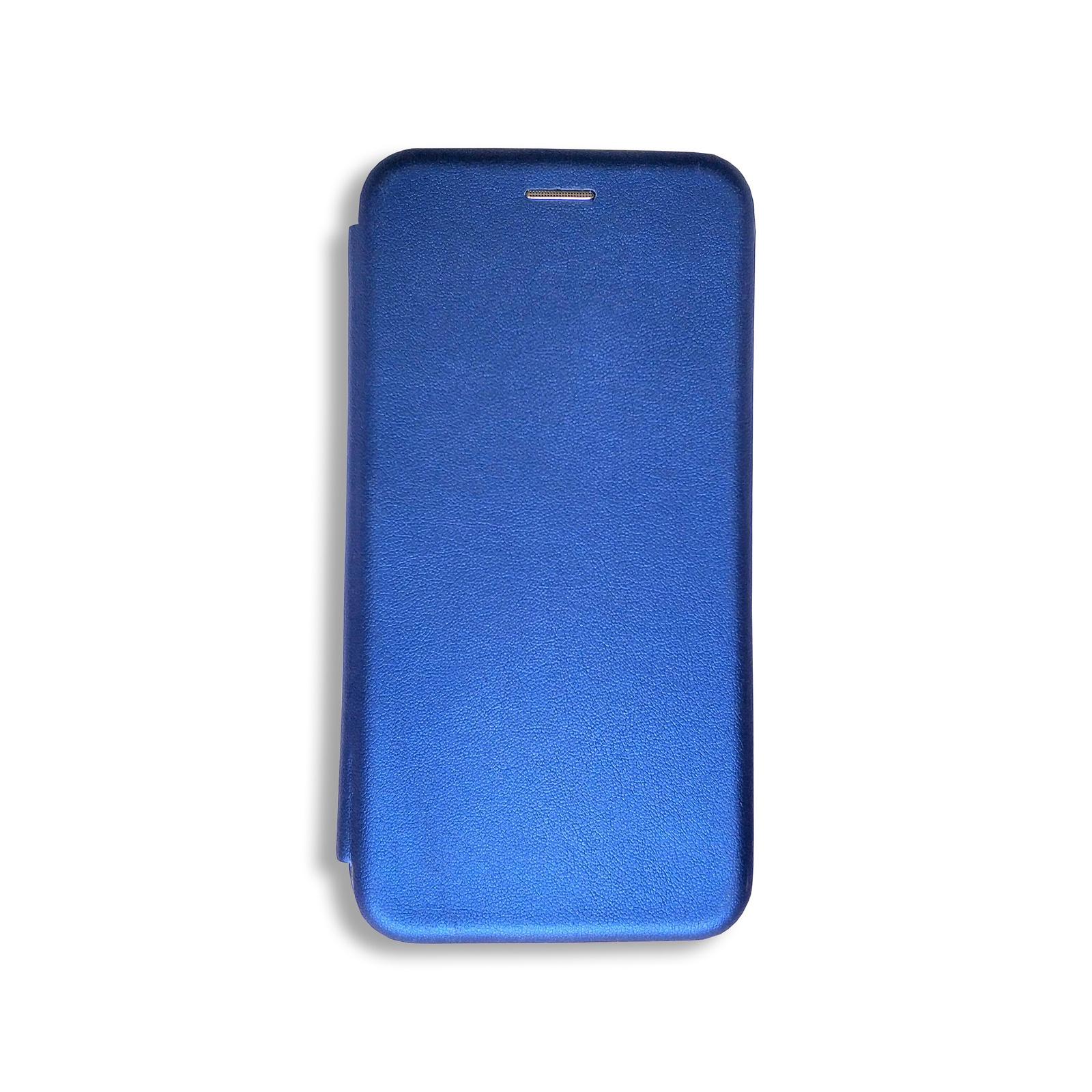Чехол для сотового телефона книжка для Samsung Galaxy J6+ (2018), синий