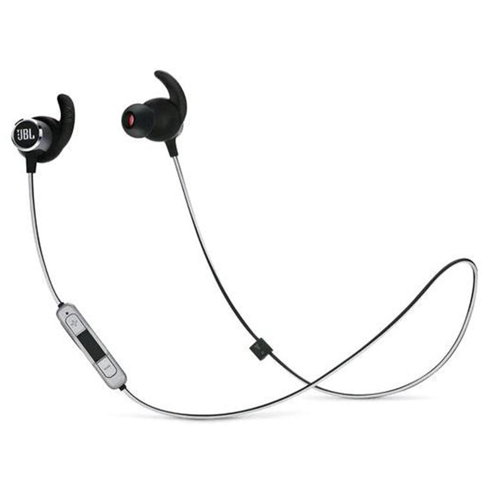 купить Bluetooth-гарнитура JBL Reflect Mini 2, черный по цене 6360 рублей