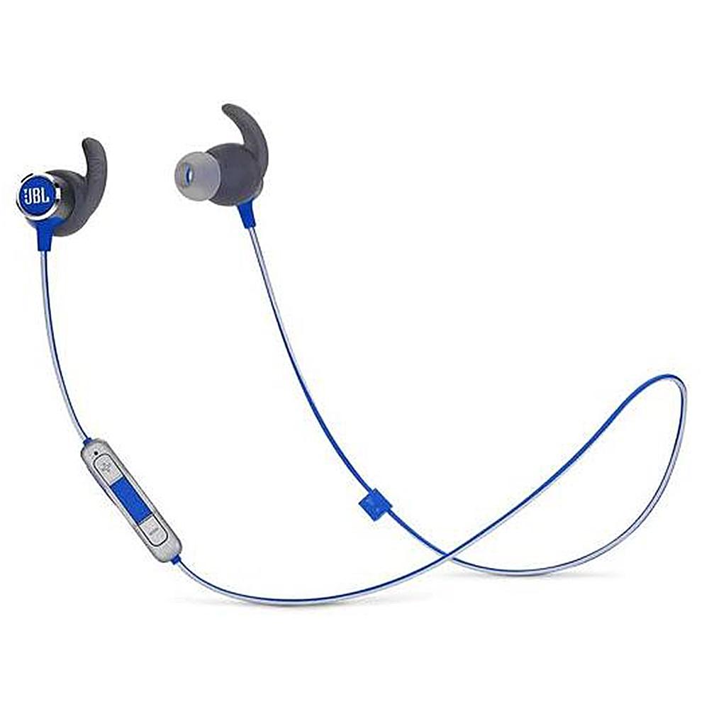 купить Bluetooth-гарнитура JBL Reflect Mini 2, синий по цене 5653 рублей