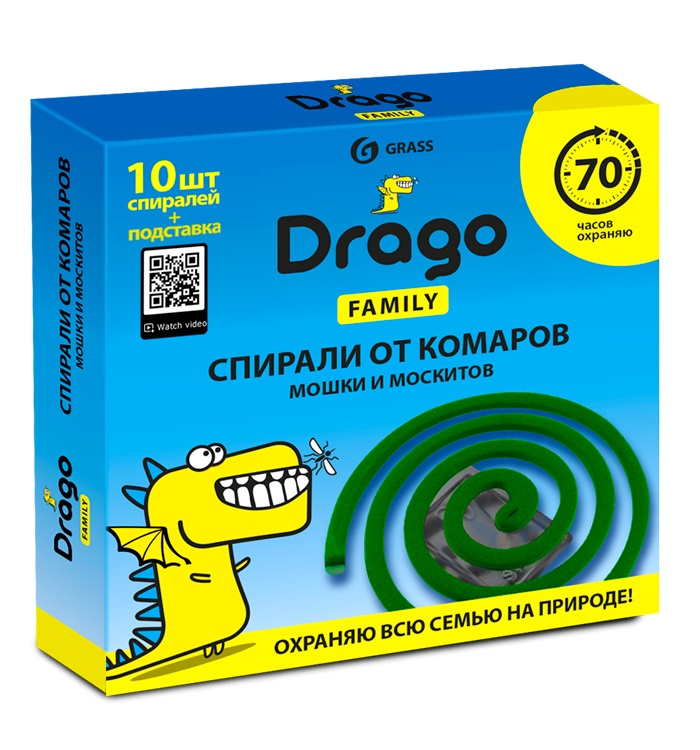 Спираль от комаров GraSS 7110_11530