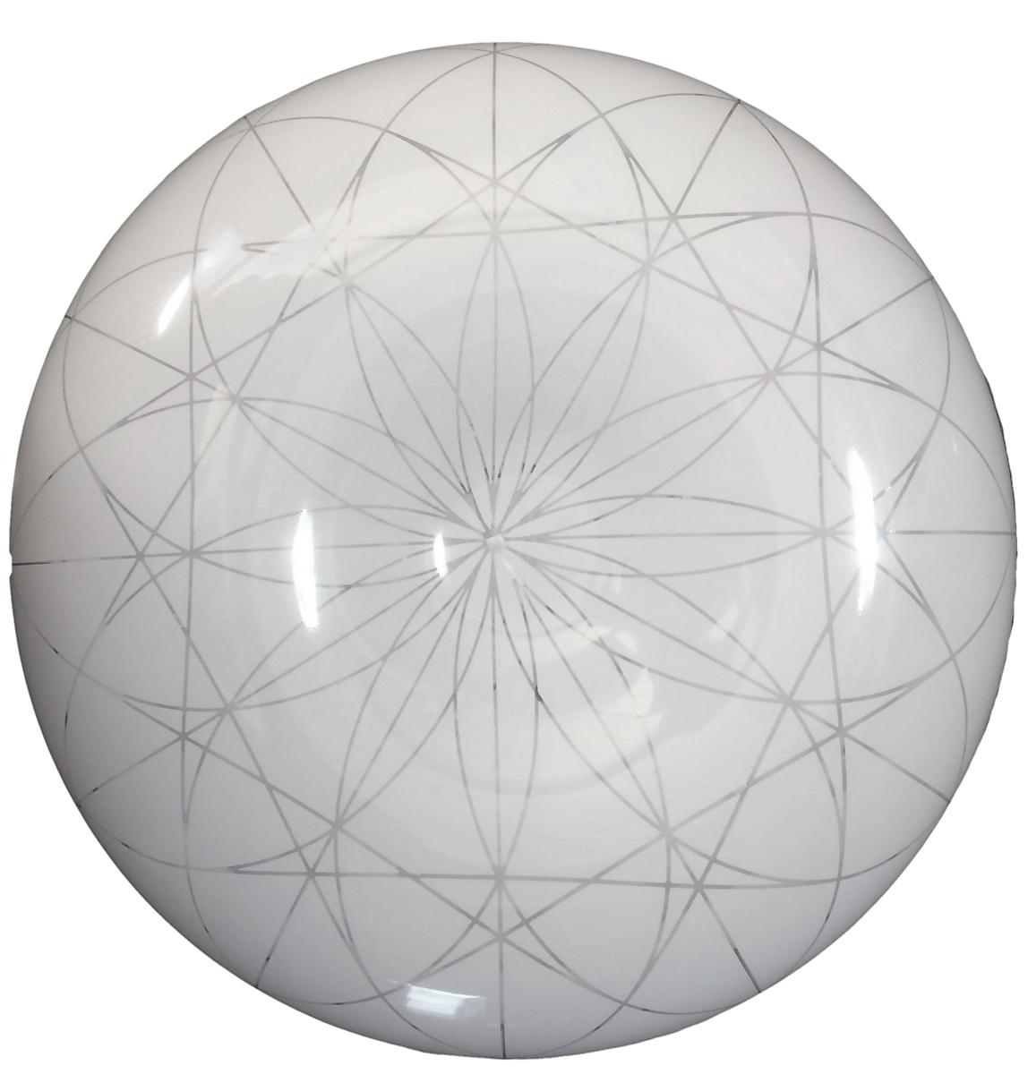 Потолочный светильник ULTRALIGHT 6019d260, светло-серый потолочный светильник лампландия edmon светло серый