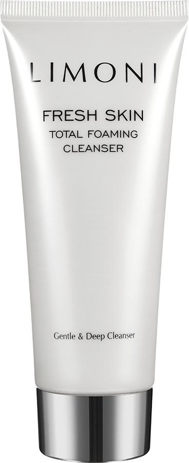 Пенка для глубокого очищения кожи Total Foaming Cleanser, 100 мл Limoni